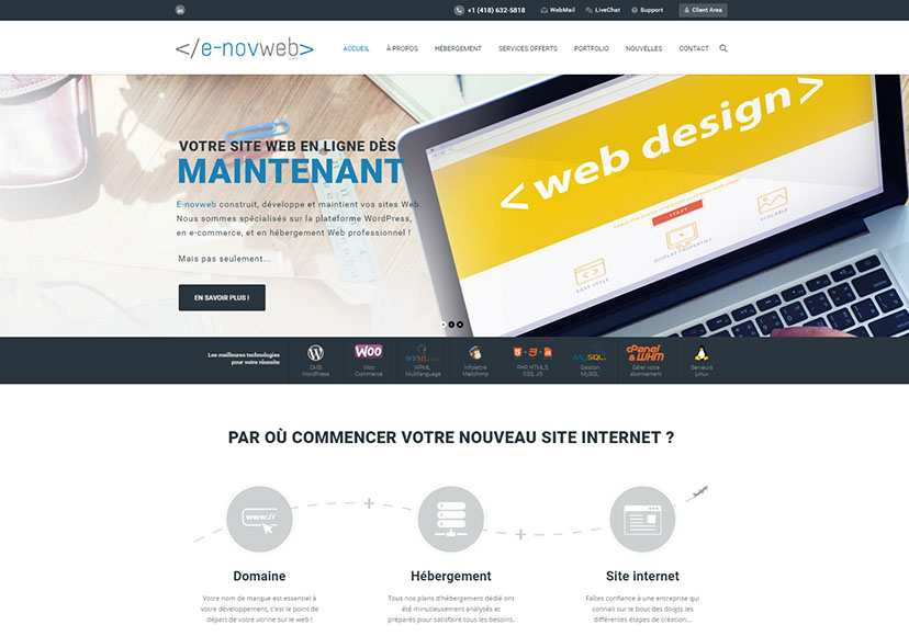 E-novweb