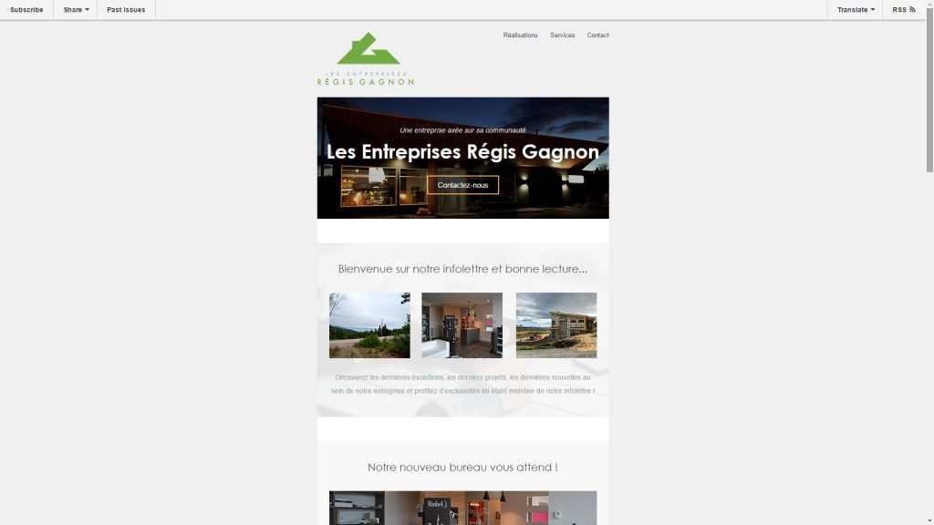 email-marketing-les-entreprises-regis-gagnon-inc-infolettre-par-e-novweb