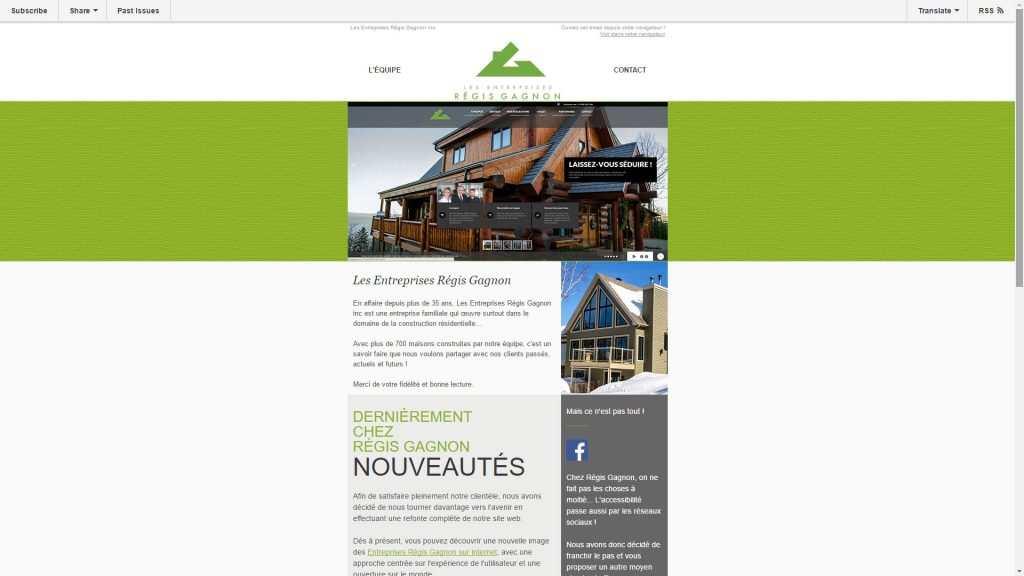 email-marketing-infolettre-les-entreprises-regis-gagnon-inc-par-e-novweb