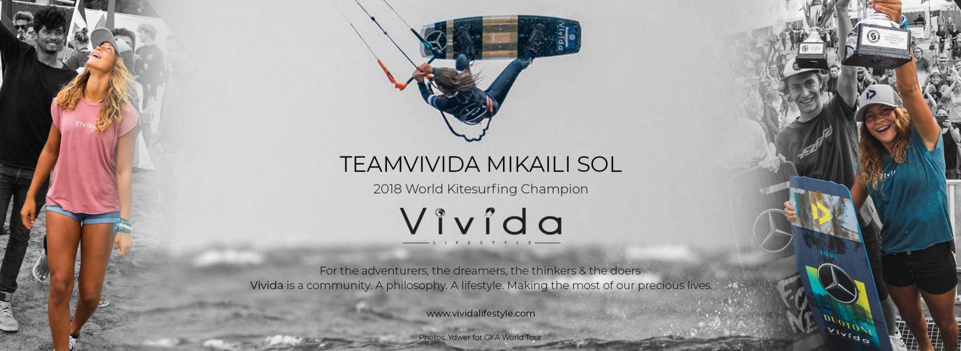 Vivida Lifestyle : création d'une bannière graphique