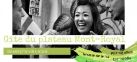 Gîte du Plateau Mont-Royal