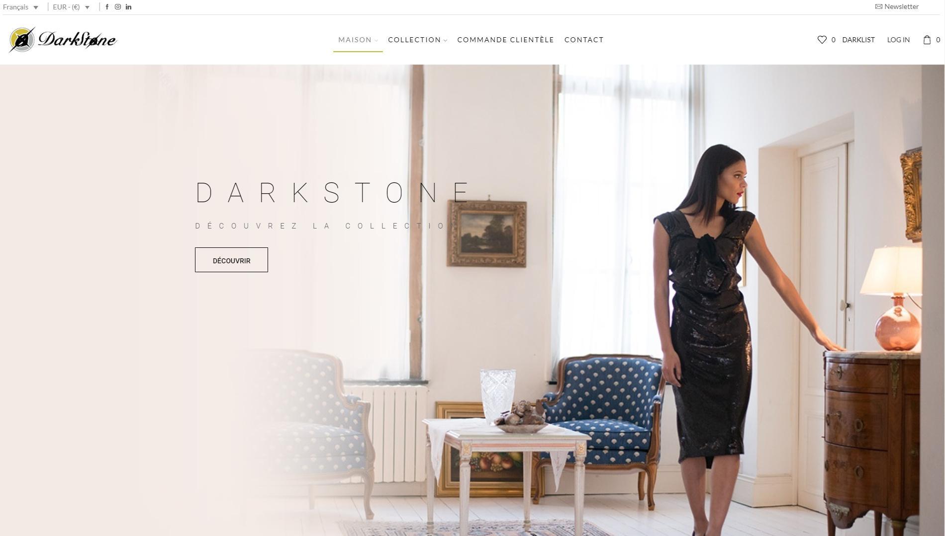 Darkstone : le site !